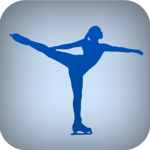 figure skating app for mobile