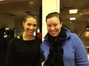 Alissa Czisny and Katherine Ruch Regionals 2013